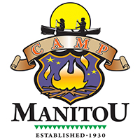Our History - Camp Manitou Old Logo